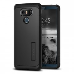 Spigen Tough Armor kryt LG G6 Black