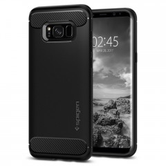Rugged Armor kryt Galaxy S8 Black (1)