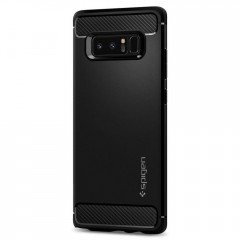 Rugged Armor kryt Galaxy Note 8 Black (2)