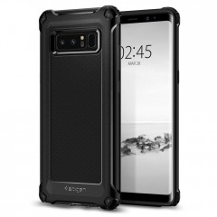 Spigen Rugged Armor Extra kryt Galaxy Note 8 Black