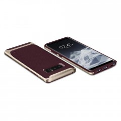 Neo Hybrid kryt Galaxy Note 8 Burgundy (8)