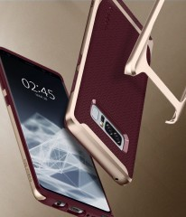 Neo Hybrid kryt Galaxy Note 8 Burgundy (9)