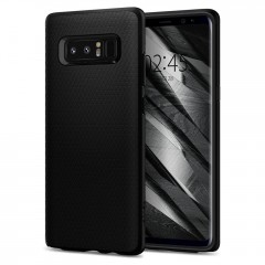 Spigen Liquid Air Armor kryt Galaxy Note 8 Matte Black