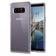 Spigen Ultra Hybrid kryt Galaxy Note 8 Crystal Clear