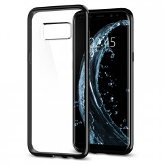 Ultra Hybrid kryt Galaxy S8+ Midnight Black (2)