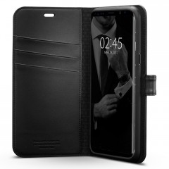 Wallet S kryt Galaxy S8+ Black (3)