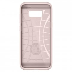 Slim Armor CS kryt Galaxy S8 Rose Gold (4)