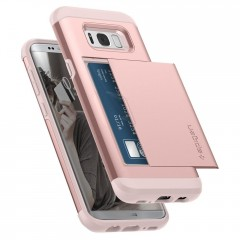 Slim Armor CS kryt Galaxy S8+ Rose Gold (8)