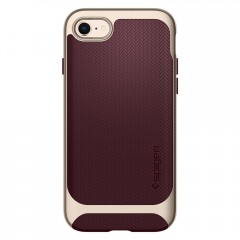 Neo Hybrid Herringbone kryt iPhone 8 Burgundy (3)