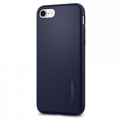 Liquid Air Armor kryt iPhone 8 Midnight Blue (2)
