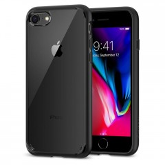 Spigen Ultra Hybrid 2 kryt iPhone 7 / 8 Black
