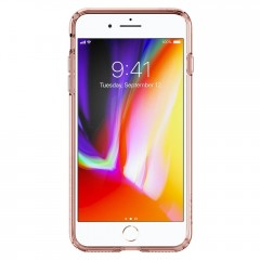 Ultra Hybrid 2 kryt iPhone 8 Plus Rose Crystal (2)