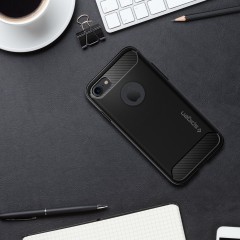 Rugged Armor kryt iPhone 8 Black (12)