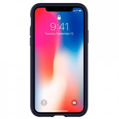 Rugged Armor kryt iPhone X Midnight Blue (2)