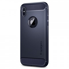 Rugged Armor kryt iPhone X Midnight Blue (4)
