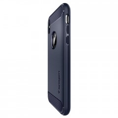 Rugged Armor kryt iPhone X Midnight Blue (5)