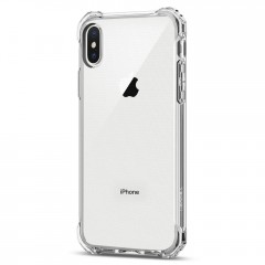 Rugged Crystal kryt iPhone X Crystal Clear (3)