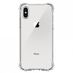 Rugged Crystal kryt iPhone X Crystal Clear (4)