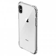 Rugged Crystal kryt iPhone X Crystal Clear (7)