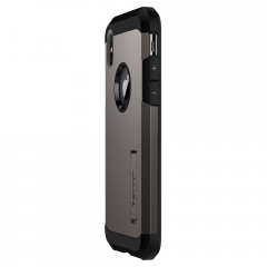 Tough Armor kryt iPhone X Gunmetal (4)