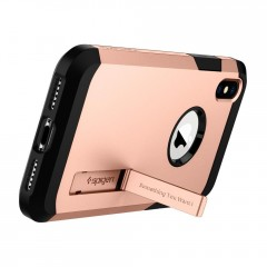 Tough Armor kryt iPhone X Blush Gold (6)
