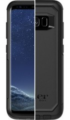 Commuter kryt Galaxy S8 Black (8)