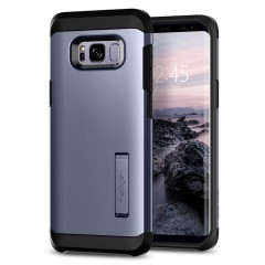 Spigen Tough Armor kryt Galaxy S8 Orchid Gray