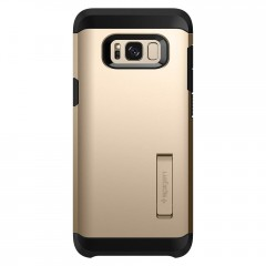 Tough Armor kryt Galaxy S8 Gold Maple (3)