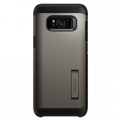 Tough Armor kryt Galaxy S8+ Gunmetal (3)