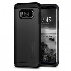 Spigen Tough Armor kryt Galaxy S8+ Black