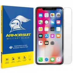 ArmorSuit Military Glass - Apple iPhone X / XS