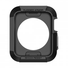 Rugged Armor pouzdro Apple Watch 3 / 2 / 1 [42 mm] Black (3)