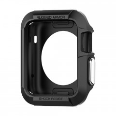 Rugged Armor pouzdro Apple Watch 3 / 2 / 1 [38 mm] Black (2)