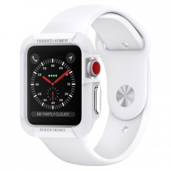 Rugged Armor pouzdro Apple Watch 3 / 2 / 1 [38 mm] White (1)