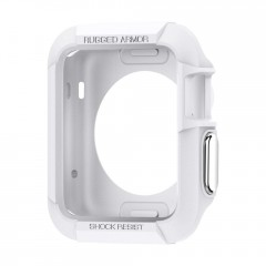Rugged Armor pouzdro Apple Watch 3 / 2 / 1 [38 mm] White (2)