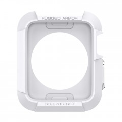 Rugged Armor pouzdro Apple Watch 3 / 2 / 1 [38 mm] White (3)