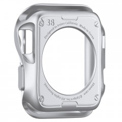 Slim Armor pouzdro Apple Watch 3 / 2 / 1 [38 mm] Silver (5)