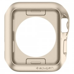 Slim Armor pouzdro Apple Watch 3 / 2 / 1 [38 mm] Gold (3)