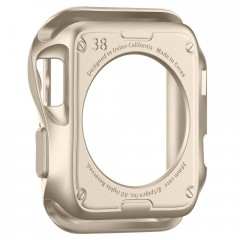 Slim Armor pouzdro Apple Watch 3 / 2 / 1 [38 mm] Gold (5)