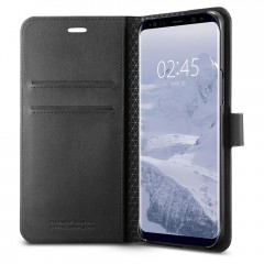 Wallet S kryt Galaxy S9+ Black (3)