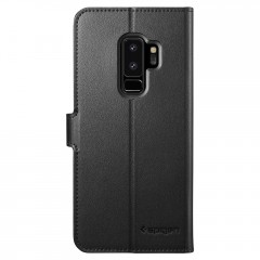 Wallet S kryt Galaxy S9+ Black (7)