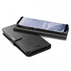 Wallet S kryt Galaxy S9+ Black (8)