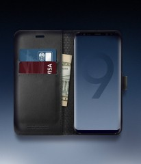 Wallet S kryt Galaxy S9+ Black (11)