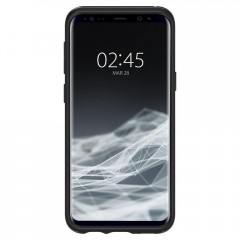 Neo Hybrid kryt Galaxy S9 Shiny Black (2)