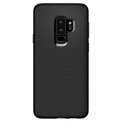 Liquid Air kryt Galaxy S9+ Matte Black (3)