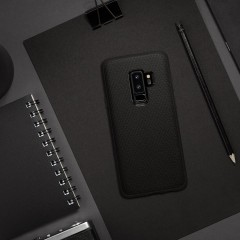 Liquid Air kryt Galaxy S9+ Matte Black (10)