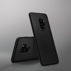 Liquid Crystal kryt Galaxy S9+ Matte Black (11)