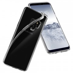 Liquid Crystal kryt Galaxy S9 Crystal Clear (8)