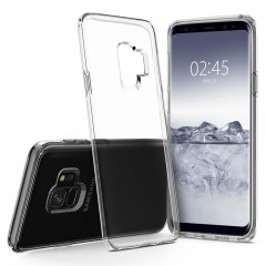 Liquid Crystal kryt Galaxy S9 Crystal Clear (9)