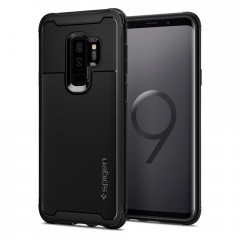 Spigen Rugged Armor Urban kryt Galaxy S9+ Black